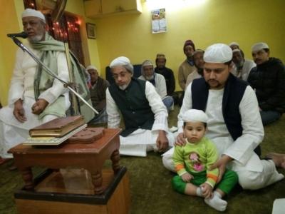 Urs sharif of Hazrat Nizamuddin  Aulia R.A at Daira Sharif